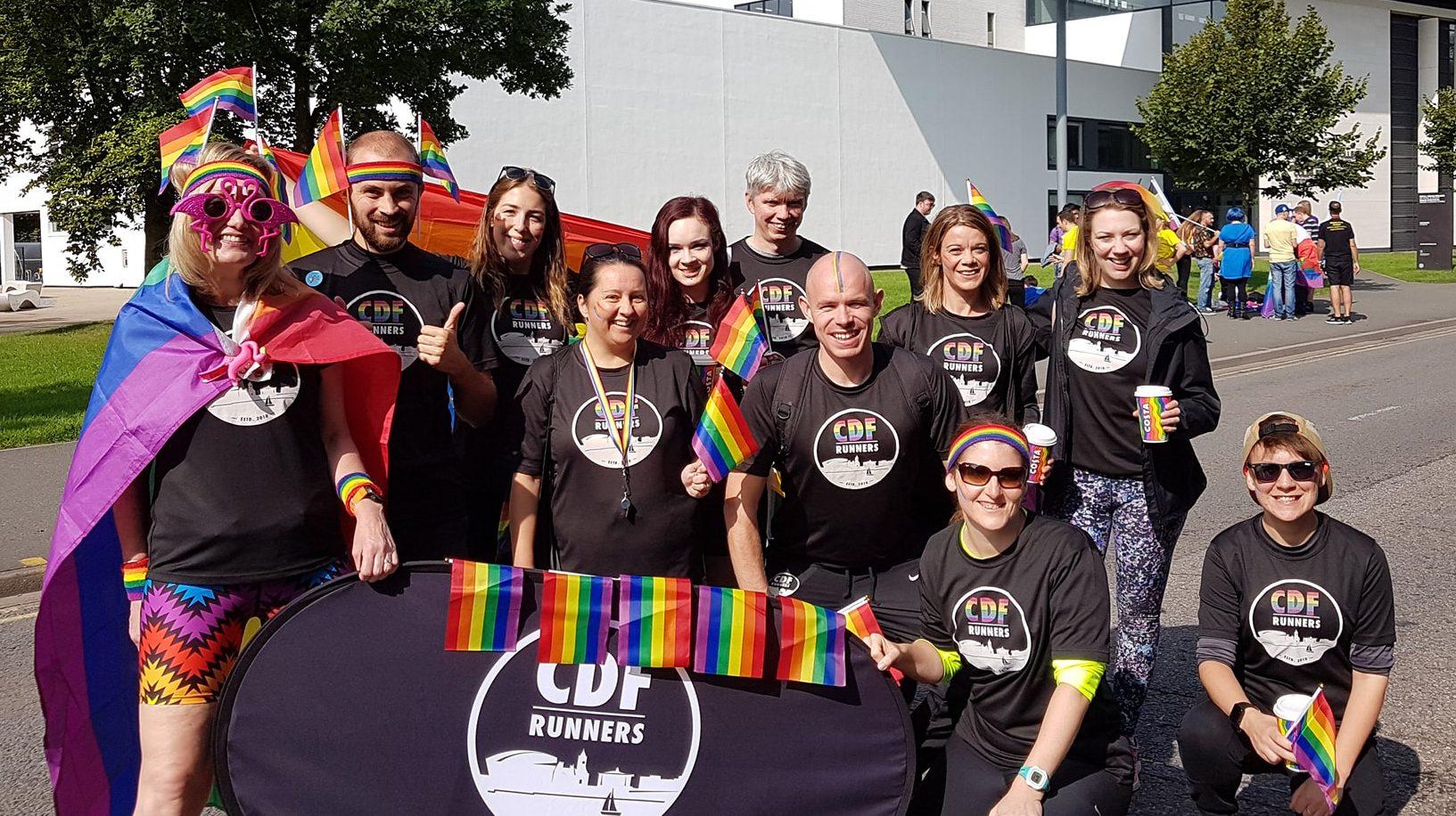 🏳️🌈 Cardiff Running Pride 🏳️🌈