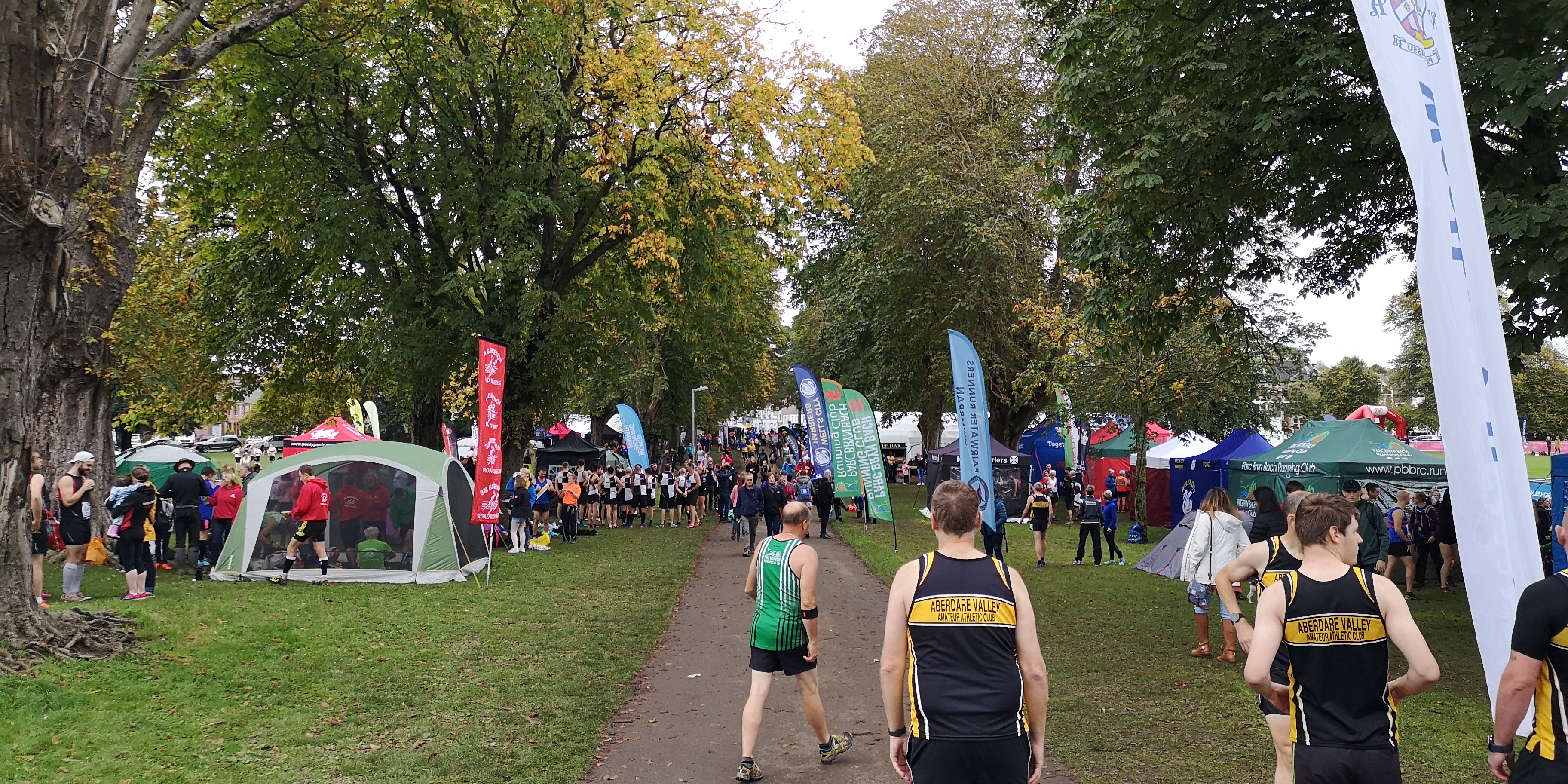 Cardiff Cross Challenge Run Report